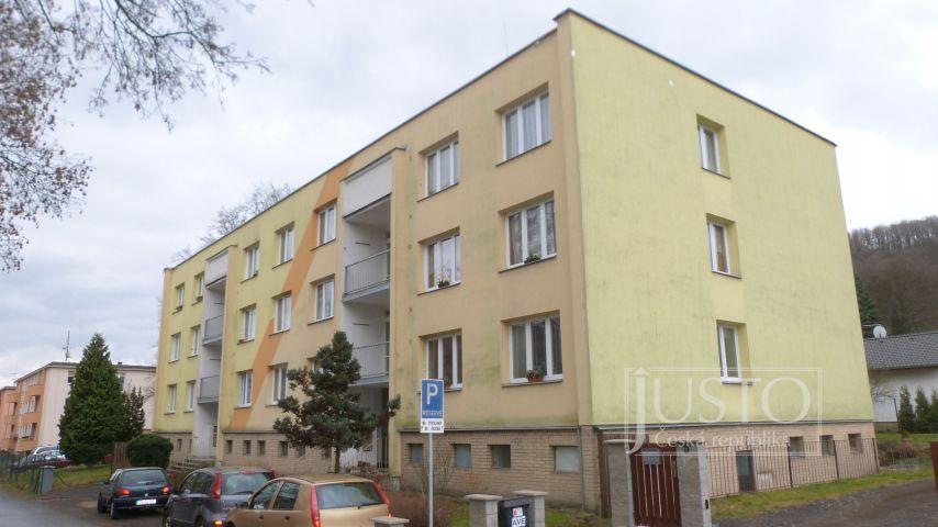 Pronájem 1+1, 36 m², Ústí nad Labem - Bukov
