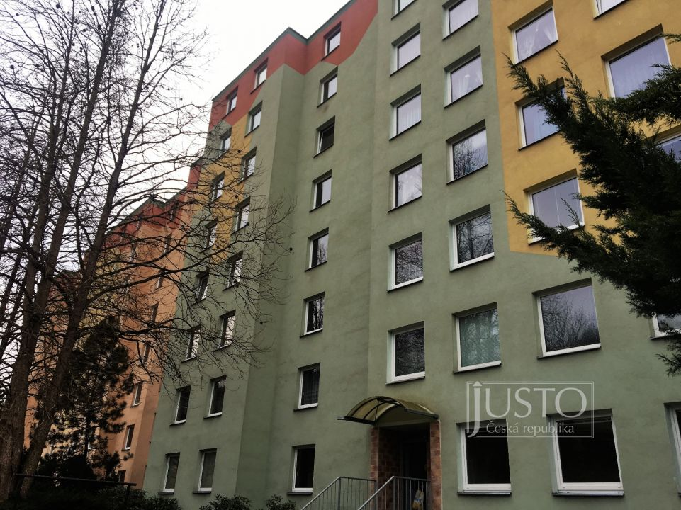 Pronájem 3+1+L, 68 m², Ústí nad Labem - Krásné Březno