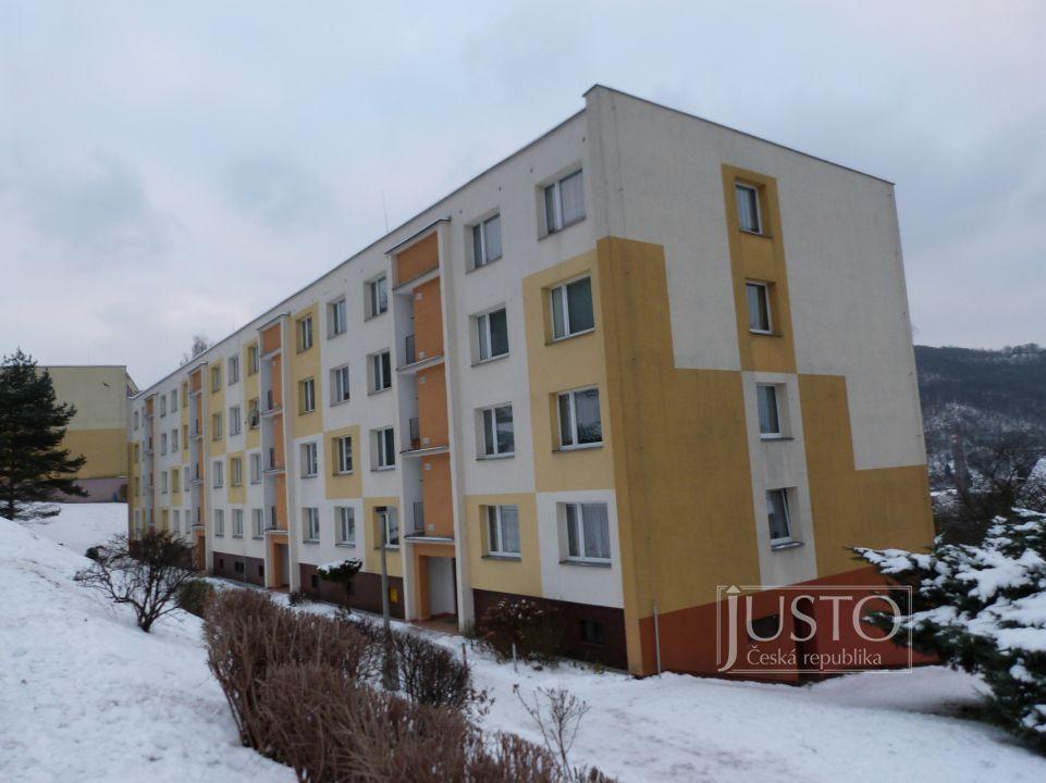 Pronájem garsoniéry, 21 m², Ústí nad Labem - Střekov
