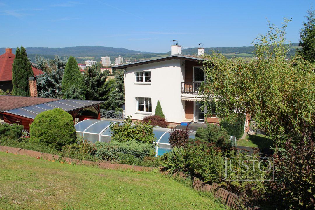 Prodej RD, 295 m² (797 m²), Ústí nad Labem - Bukov