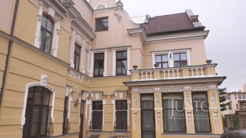 Prodej vily, 1088m² (1307m²), Ústí nad Labem -